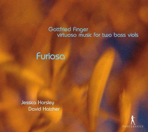 Preisvergleich Produktbild Gottfried Finger (1660-1730): Musik für zwei Bass-Gamben