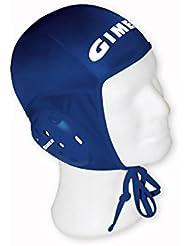 Gimer 7/158, Cuffia Pallanuoto Unisex – Adulto, Olimpico, Taglia Unica