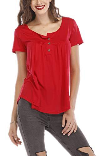 UMIPUBO Bluas Mujer Camisa Algodón Blusa Mujer Elegante