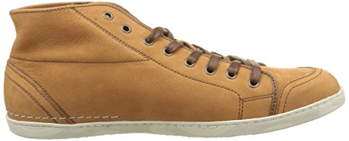 PLDM by Palladium Duke Nub, Baskets Hautes Homme Marron (143 Cognac)