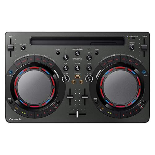 Pioneer DJ DDJ-WeGO4-K DJ-Controller, Schwarz