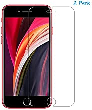 FanTing Screen Protector for Apple iPhone SE 2020,High hardness,No-Bubble,Dustproof,Easy Installation,For Appl