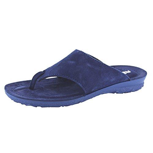 ROHDE 133054 femmes Sandales Bleu