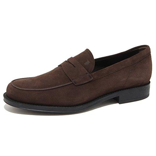 9123n-mocassino-tods-gomma-classico-marrone-scarpe-uomo-loafer-men-85