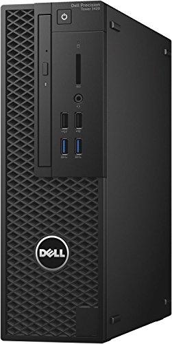 Dell Precision T34203.4GHz i5–7500SFF Schwarz Arbeitsplatz Desktop-PC (3,4GHz, 7. Generation von Prozessoren Intel® Core ™ i5, 8GB, 1000GB, DVD ± RW, Windows 10Pro) (8gb Desktop 7 Windows Dell)