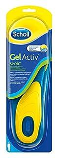 Scholl Gel Activ Einlegesohlen Sport (Größe 40-46,5), 1 Paar (B00R6AEALW) | Amazon Products