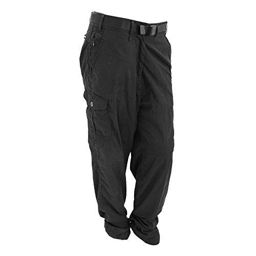 Craghoppers Kiwi - Pantaloni classici da donna, grigio (grigio), 44 EU/33 cm Corteccia