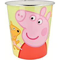 PAPELERA PEPPA PIG