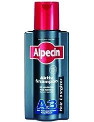 Alpecin 20901 Aktiv Shampoo bei schuppender Kopfhaut, 250 ml
