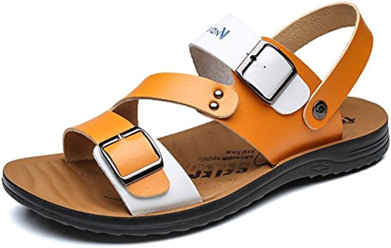 Sandalias para Hombres Zapatos Casuales De Playa Botas Impermeables Joker