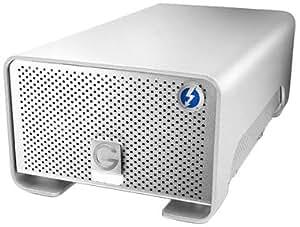 G-Technology G-RAID Thunderbolt externe Festplatte 4TB (8, 9 cm (3, 5 Zoll) SATA II)