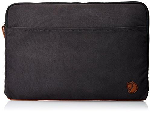 Fjällräven Laptop Case 15 Zoll - Notebookhülle Dark Grey