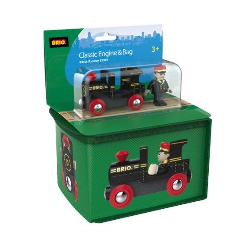 Preisvergleich Produktbild Brio 33738 - Aufbewahrungsbox mit Lok
