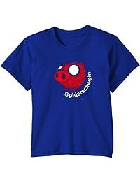 Touchlines Kinder T-Shirt Spiderschwein Homer Springfield
