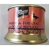 Fegato d'anatra Mousse Morte 130 g.