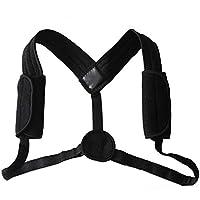 Posture Corrector Corrector de Postura Ajustable Transpirable Posición de Sentado Clavícula Correa de corrección de Postura
