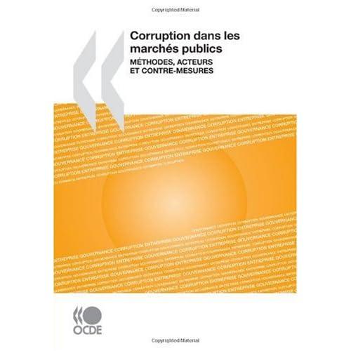 Corruption dans les marchés publics : Méthodes, acteurs et contre-mesures