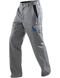 "kubler 10505803–9046–46tamaño 46""x"" Pantalon de marca–Gris y Azul"