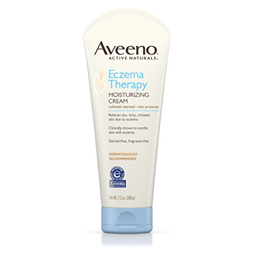 Aveeno Eczema Therapy Moisturizing Cream 210 ml