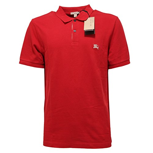 91340 polo BURBERRY BRIT MANICA CORTA maglia uomo t-shirt men [XL]