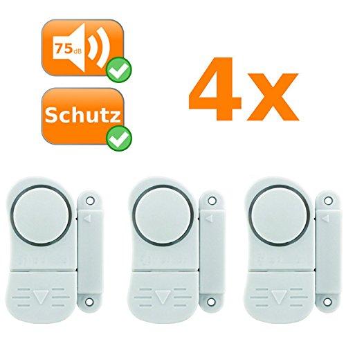 12er-Set-Mini-Alarmanlagen-sichert-Fenster-und-Tren-Alarmauslsung-durch-Magnetkontakt-kabellos
