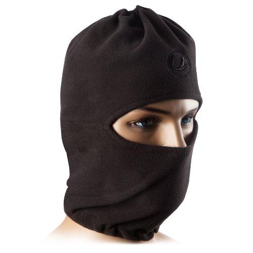 Fahrradgesichtsmaske 100% Wahr Warme Winter Fleece Unisex Balaclava Motorrad Ski Winddicht Full Face Maske Hut Einfach Und Leicht Zu Handhaben Sport-gesichtsmasken