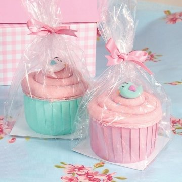 Culpitt Cupcake Gift Bag with Base - Pack of 12