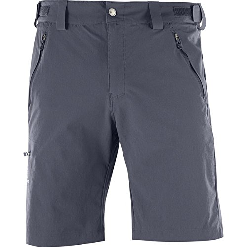 Salomon WAYFARER SHORT M Graphite - 48/R Salomon Shorts