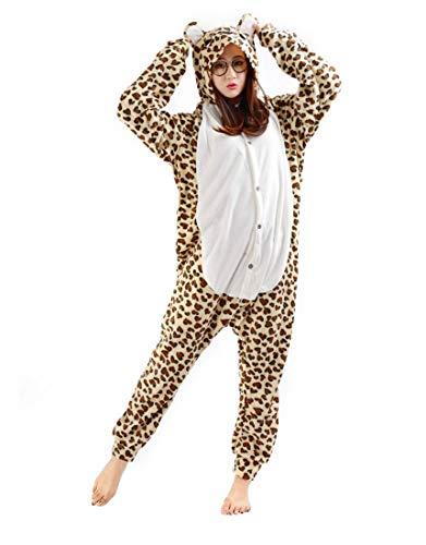 3cf86cfd2e08d Kigurumi Onesie Pyjama Combinaison Animal Adulte Unisexe Cosplay Halloween  Costume Bear M