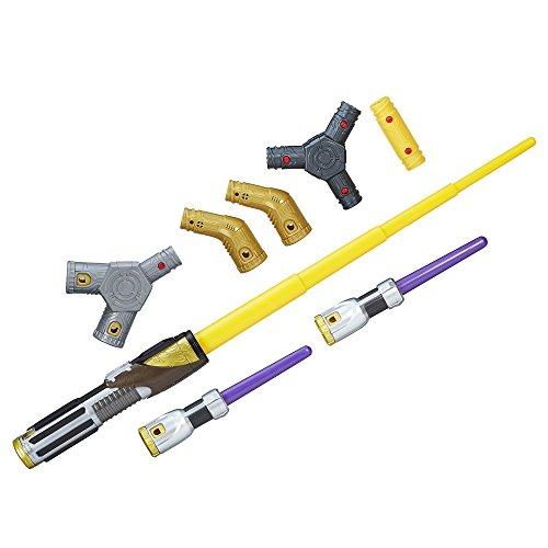 Star Wars Jedi Knight Lightsaber, Multicolor (Hasbro C2119EU4)