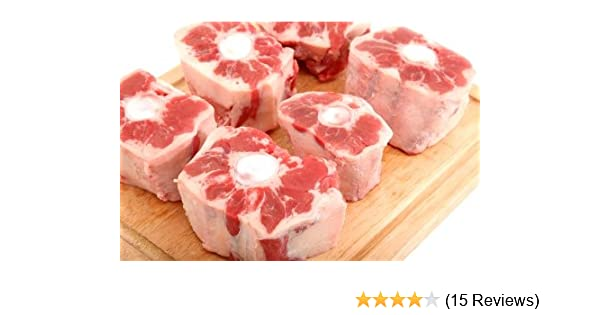 Hook N Block Beef Oxtail 1kg Pack