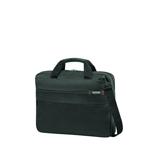 SAMSONITE LAPTOP BAG 15.6' (CHARCOAL BLACK) -NETWORK 3  Bagaglio a mano, 0 cm, Nero