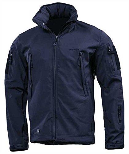Pentagon Artaxes Herren Softshell Jacke Marine Blau size L