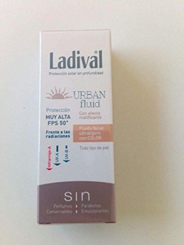 LADIVAL Urban Fluid avec couleur 50 ml