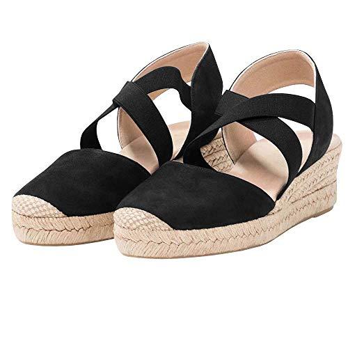 Zoom IMG-2 tomwell sandali donna moda espadrillas