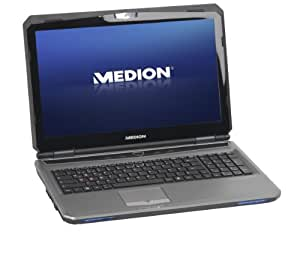 Medion Erazer X6811 39,6 cm (15,6 Zoll) Notebook (Intel core i5 460M, 2,53GHz, 4GB RAM, 500GB HDD, NVIDIA GTX460M, DVD, Win7 HP)