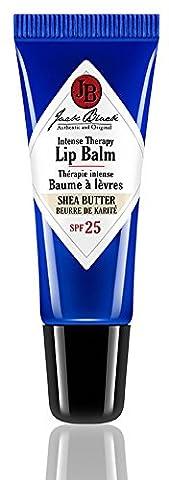 Jack Black Intense Therapy Lip Balm SPF25, Shea Butter 7 g
