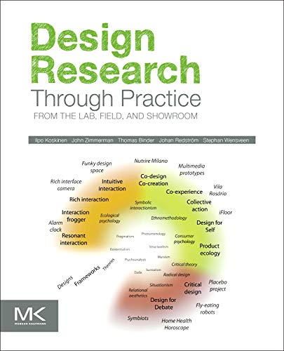 Design Research Through Practice: From the Lab, Field, and Showroom por Ilpo Koskinen