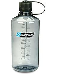 Nalgene 1,0 l Outdoor Classic Narrow Mouth Bottle grey Trinkflasche