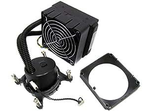 HP 534044-001 Processeur Radiateur ventilateur, refroidisseur et radiateur - ventilateurs, refoidisseurs et radiateurs (Processeur, Radiateur, HP Z400, Noir)