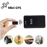 joyliveCY Mini Tracker GPS Starker Magnet Portable Ortung Anti Verlust GPS Locator für Tasche...