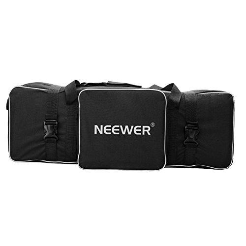Neewer/® 750W Estudio y grabaci/ón de v/ídeos . 250W x 3 Set de focos de Flash con estroboscopio para fotograf/ía Profesional EG-250B para Retratos