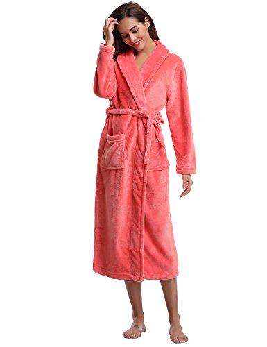 Aibrou Unisex Calientes Albornoz Invierno Batas Kimono