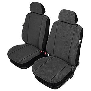 ZentimeX Z925427 Sitzbezüge Vordersitze Stoff Airbag-Kompatibel
