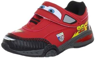 Cars Sport CA326348, Jungen Sportschuhe, Rot (BLK/RED/BLK 074), EU 24
