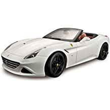 Bburago - 1/18 Ferrari Signature California T (descapotable), color blanco (18-16904)