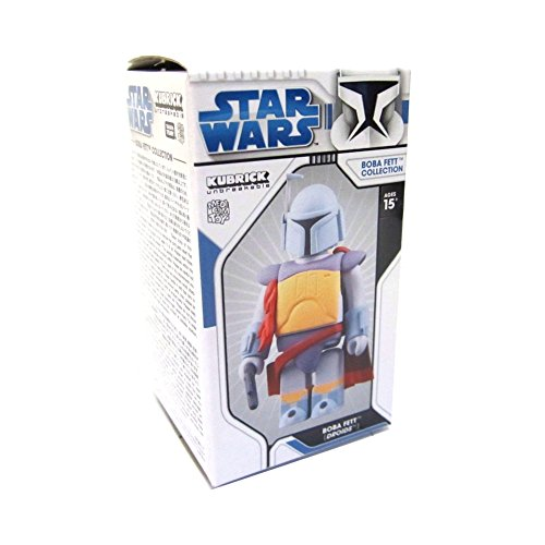 KUBRICK STAR WARS BOBA FETT COLLECTION (DROIDS) (japan import)