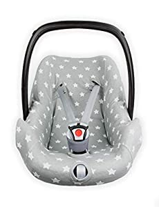 Briljant baby Auto stoelhoes 0thijs 87R Asiento de Coche, Gris