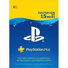 Oferta de Prime Day: PlayStation Plus Suscripción 15 Meses | Código de descarga PSN - Cuenta española