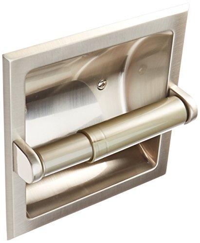 Mintcraft 776h-07-sou Empreinte pour papier, Nickel brossé